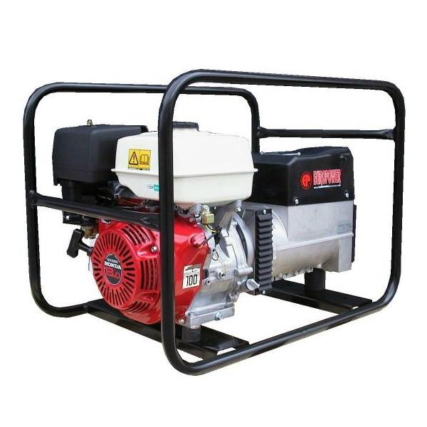 Генератор бензиновый Europower EP 200 X 3X230V для ж/д