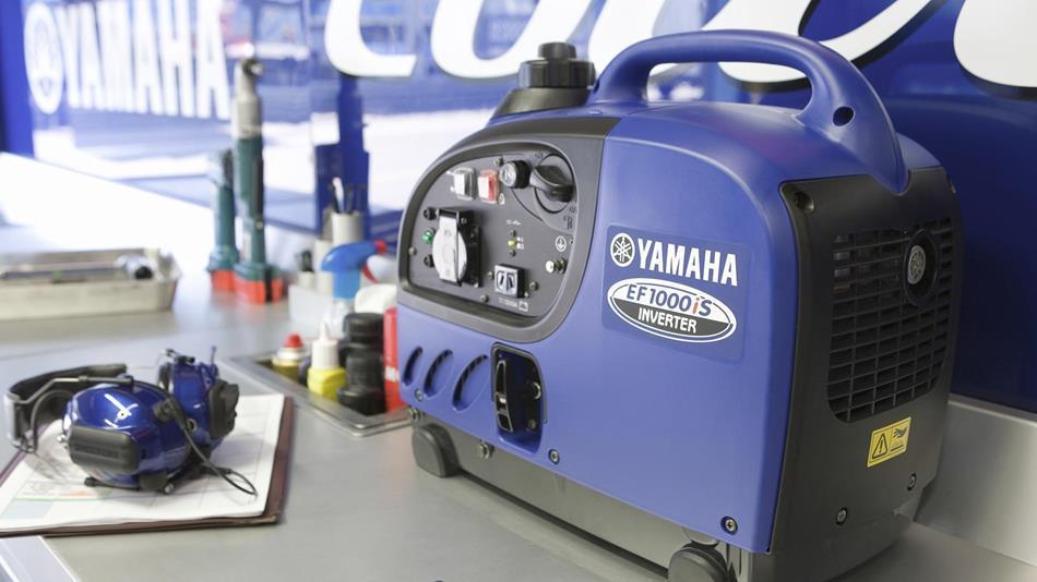 Генератор Yamaha EF1000