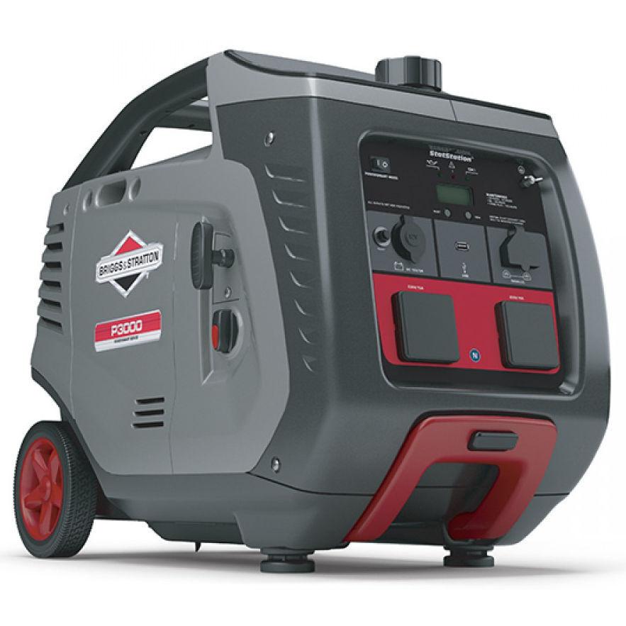 Генератор бензиновый инверторный Briggs & Stratton P3000