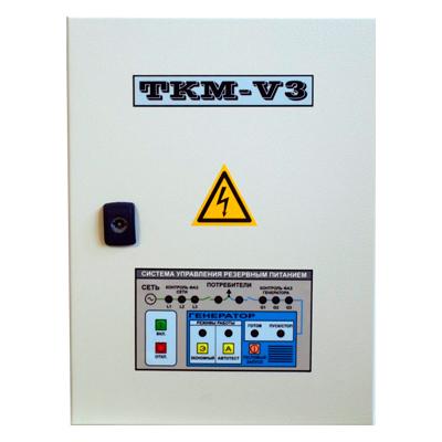Автоматика ТКМ-V3 с ИУ3с + ПБ3-12