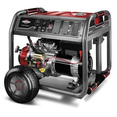 Генератор бензиновый Brigss & Stratton Elite 8500EA