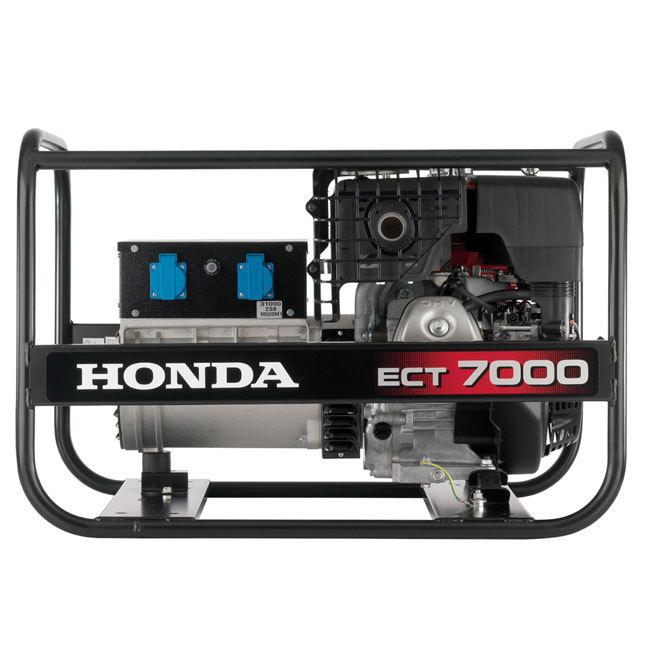 Генератор Honda ECT7000 (4) в Москве