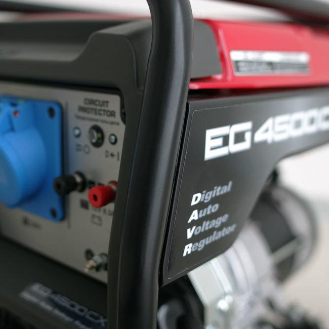 Генератор Honda EG4500CX (5) в Москве