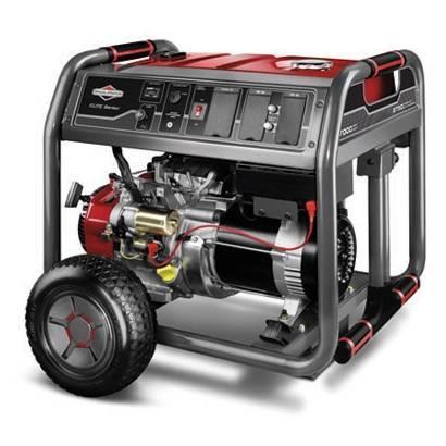 Генератор бензиновый Briggs & Stratton Elite 7500EA