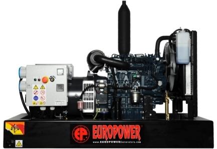 Генератор дизельный Europower EP 163 DE в Москве