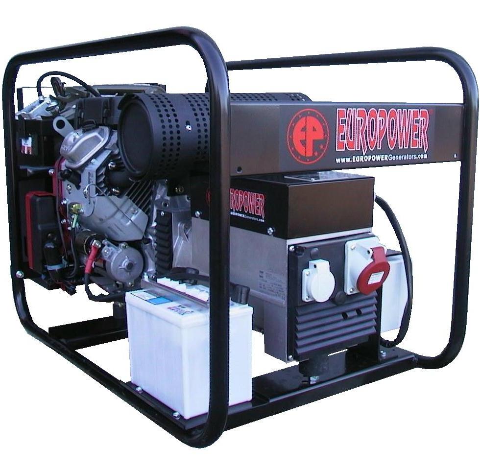 Генератор бензиновый Europower EP 13500TE