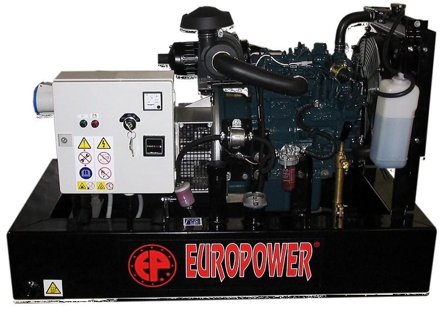 Генератор дизельный Europower EP 73 DE в Москве
