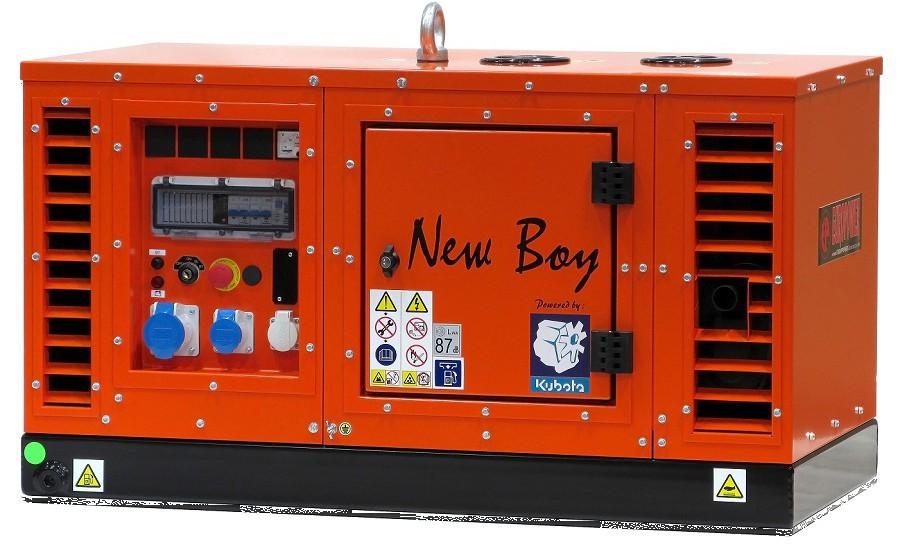 Генератор дизельный Europower EPS 83 TDE серия NEW BOY в Москве