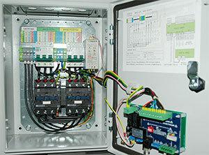 Автоматика ТКМ-V3 с ИУ3с + ПБ3-12 (2) в Москве