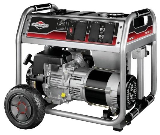 Генератор бензиновый Brigss & Stratton 6250A