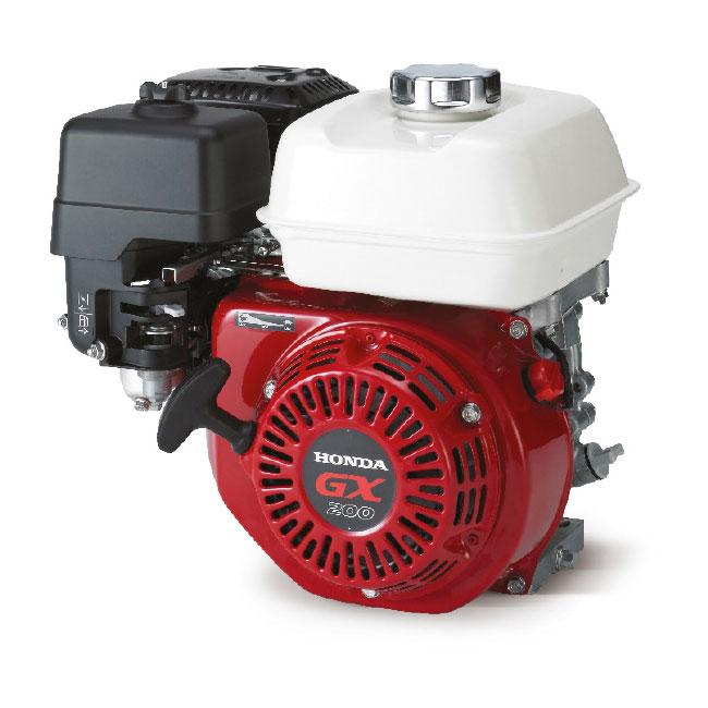 Двигатель Honda GX 200UT2 RHQ4 OH