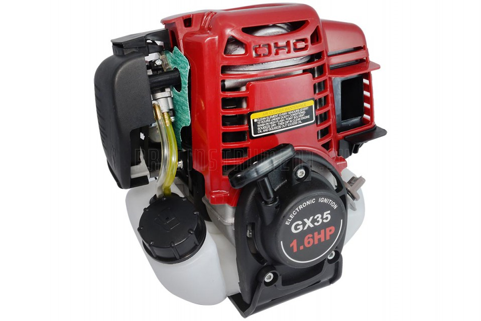 Двигатель Honda GX 35 STSC