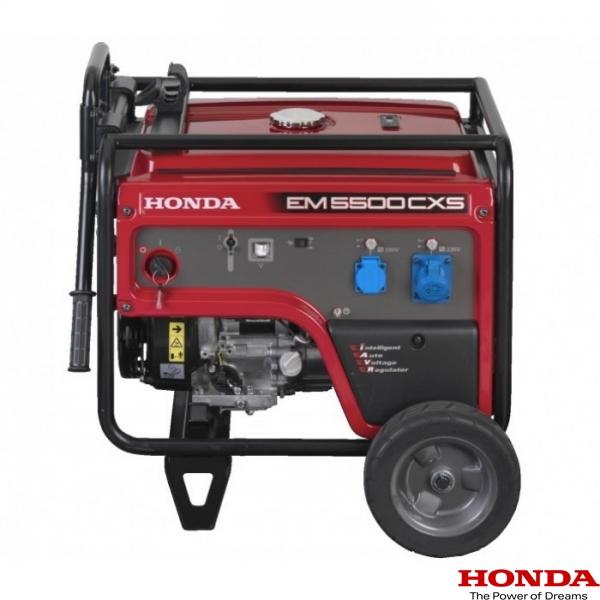 Генератор Honda EM5500 CXS 1