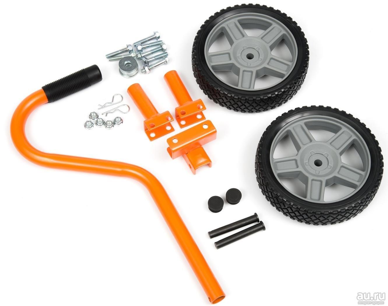 Комплект колес для генераторов ECT 7000