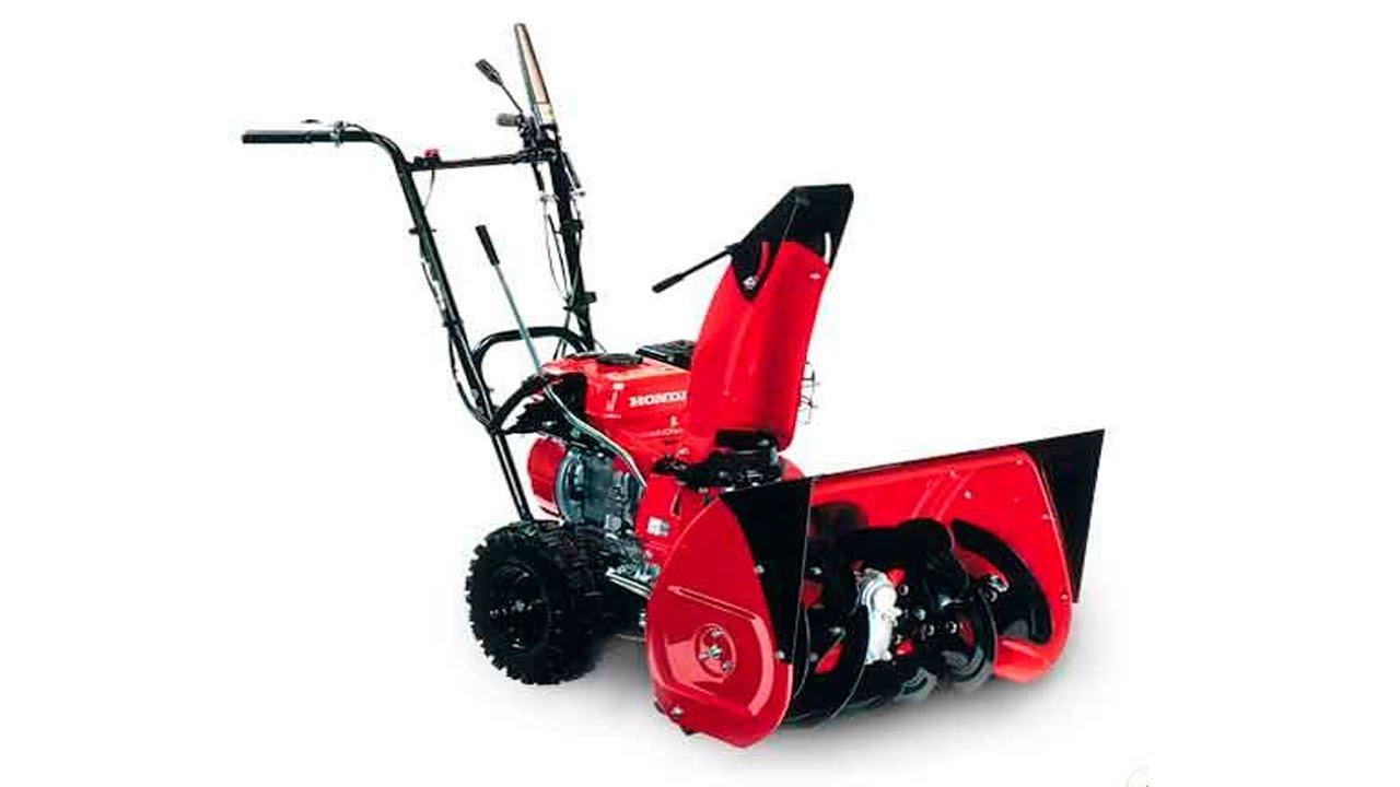 Снегоуборщик Honda HS622K1 ETS