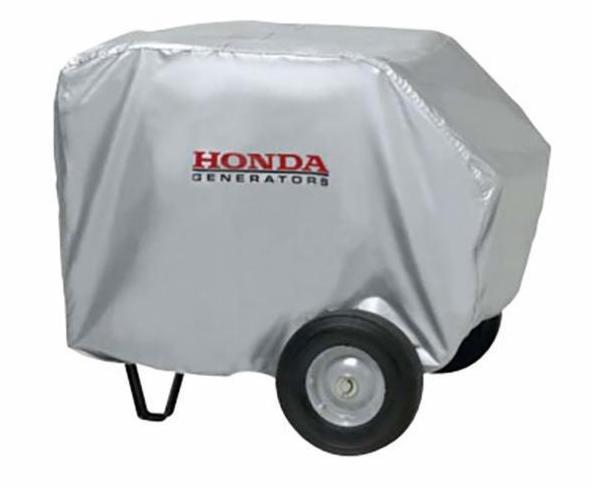 Чехол для генератора Honda EU10i Honda Marine серебро